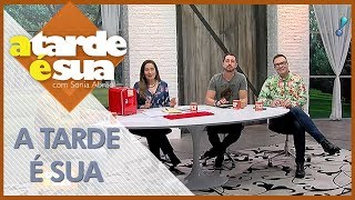 A Tarde é Sua (24/06/19) | Completo