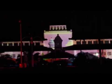 3D Video Mapping Indonesia Gedung Sate Full HD