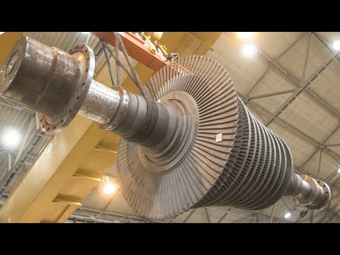 Steam Turbine Maintenance, Repair & Overhaul
