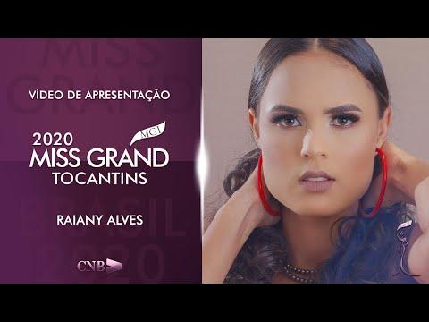 Miss Grand Brasil 2020 - Vídeo de Apresentação - Miss Grand Tocantins