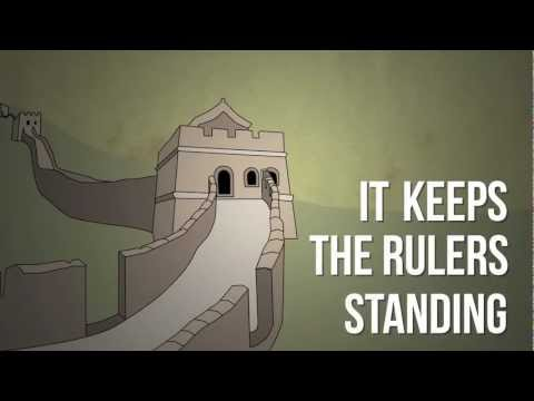 PandoHouse Rock: The Great Firewall Of China Song