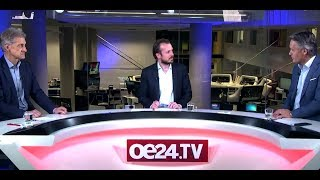 Fellner! Live Spezial: Kurz trifft Donald Trump