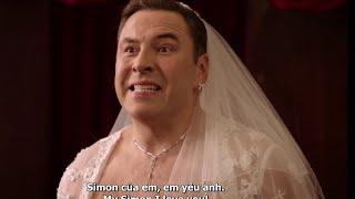 (Eng+Vietsub theo yêu cầu) Đám cưới Simon Cowell và David Walliams??