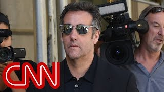 Michael Cohen claims Trump knew of Trump Tower meeting