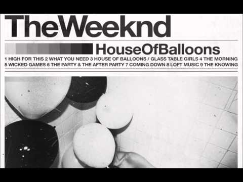 The Weeknd - Loft Music (Screwed)