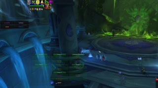 WOW ToS Heroic Desolate Holy Priest Live Stream