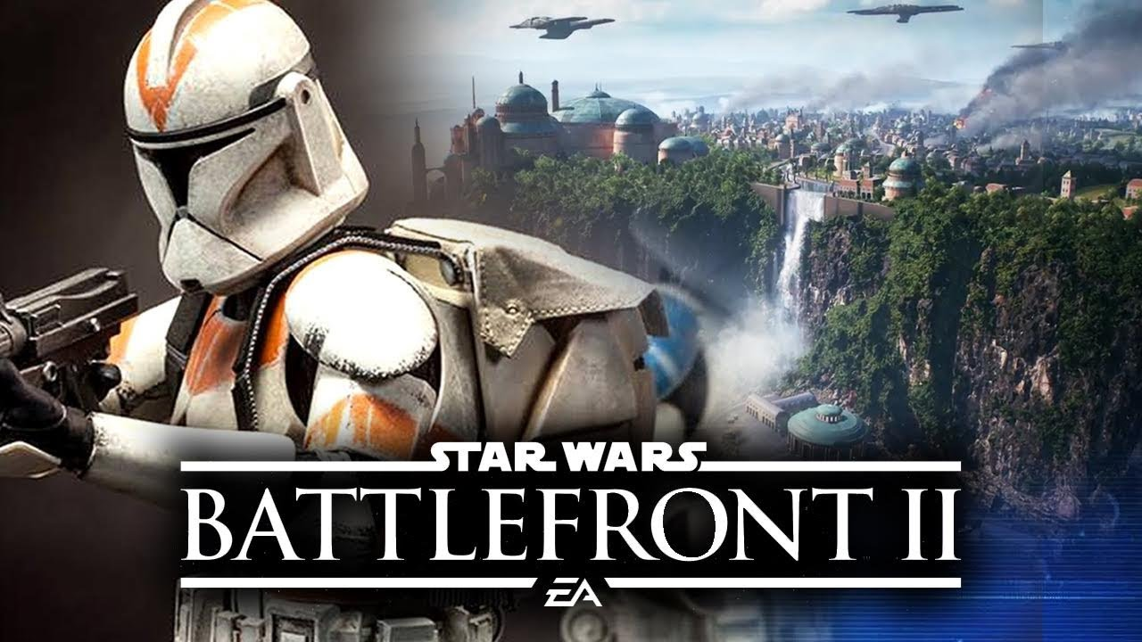 maxresdefault Star Wars Battlefront II beta trail version extended for two days   Today is the last day