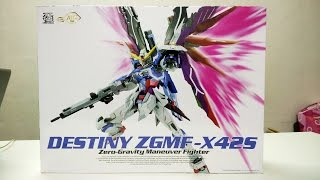 Unboxing : MG Destiny ZGMF-X42S Ver. MB by Dragon Momoko