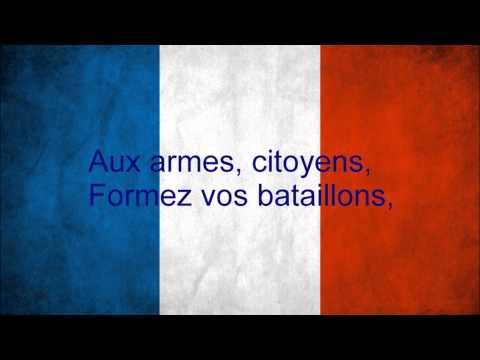 La Marseillaise Instrumental 6 couplets