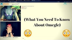 10. How To Be Safe On Omegle