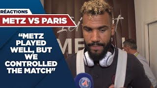 POST MATCH INTERVIEW : METZ vs PARIS SAINT-GERMAIN