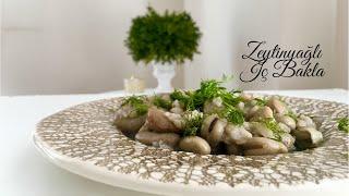 Zeytinyağlı İç Bakla - Pratik Tarifler / Yemek Tarifleri - Melis'in Mutfağı