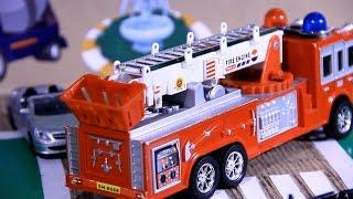 Мультики про пожарную машину все серии подряд