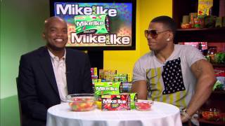 Karen from Yahoo Voices Interviews Donald Houston and Nelly about Mike & Ike Getting Back Together