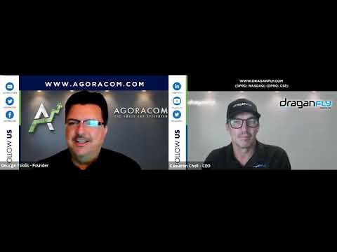 AGORACOM: Draganfly Selected As Exclusive Drone Manufacturer To Address Last Inch Package Delivery