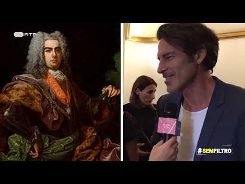 Paulo Pires, ou o Rei mais sexy de Portugal | #SemFiltro - RTP