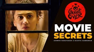 Game Over Movie Secrets – Director Ashwin Saravanan & Writer Kaavya Ramkumar Opens up! | Taapsee