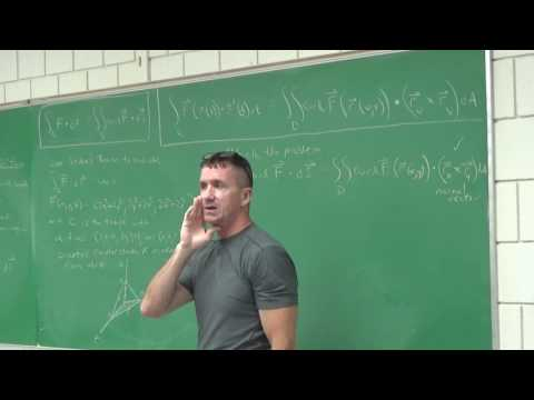 Lec #19 Pt.1 Ch 16.8 Stokes' Theorem
