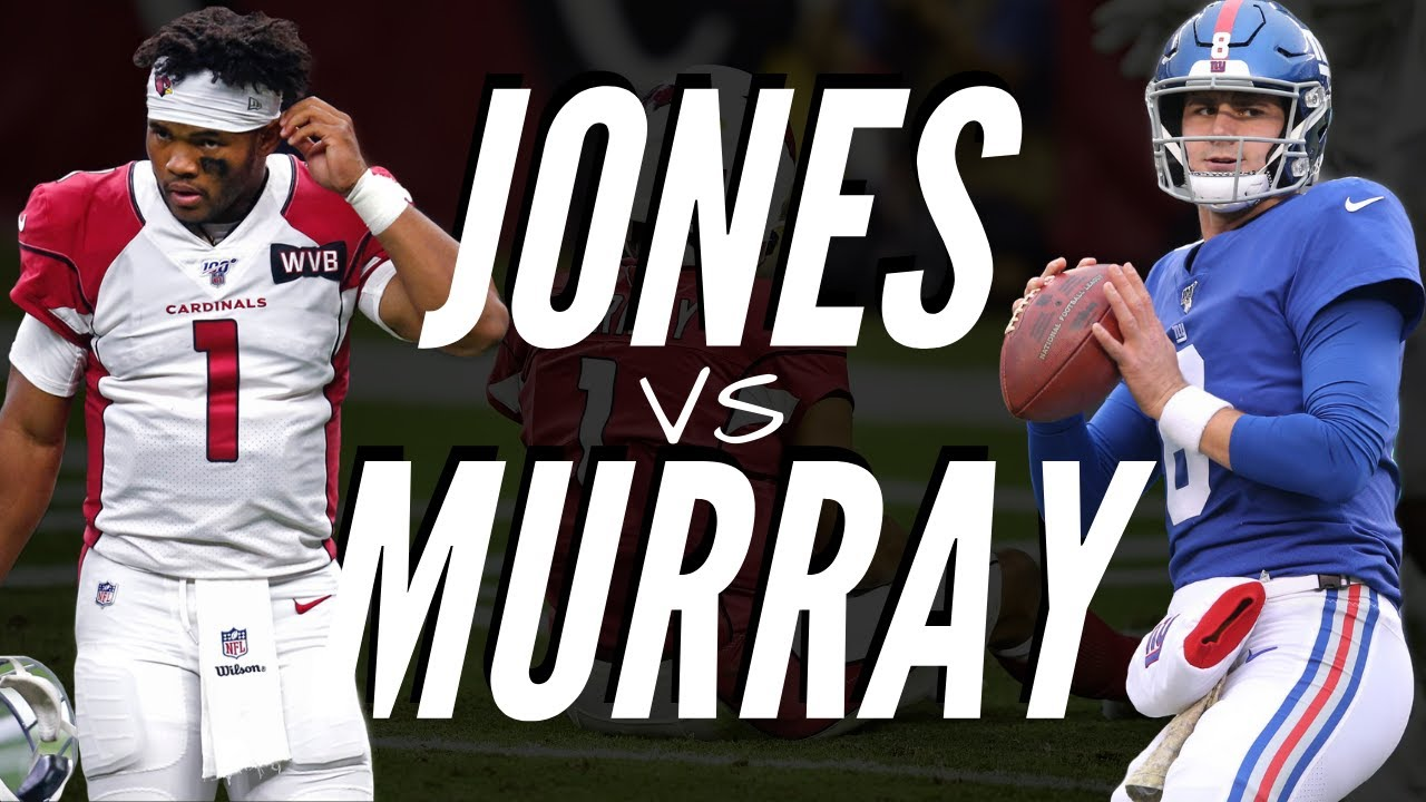 Who has more Fantasy Football Value Kyler Murray VS Daniel Jones? 2020