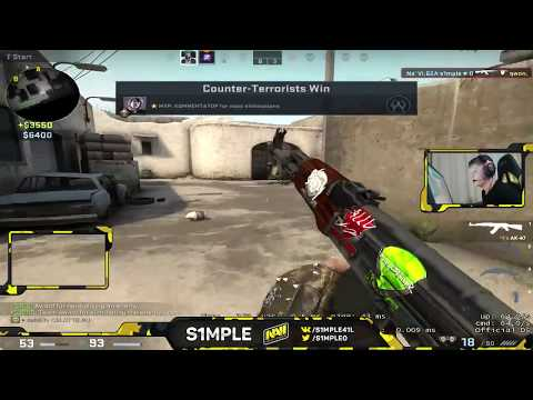 S1mple Global Promotion Game