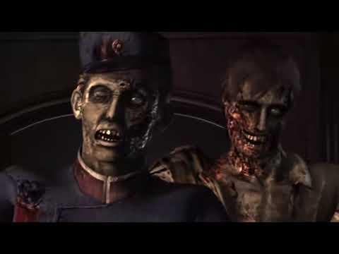 Resident Evil 0 (Part 1): October Horror!!