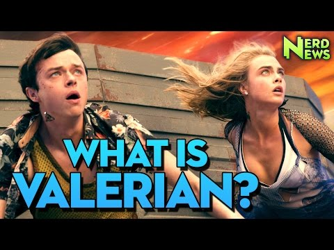 What is Valerian and Why it's the MOST Important Sci-fi Movie You NEED to Watch!