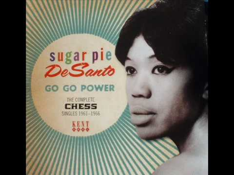 Sugar Pie DeSanto - Can't Let You Go