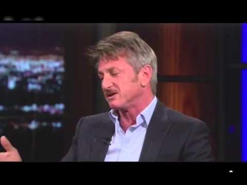 Sean Penn on Bill Maher