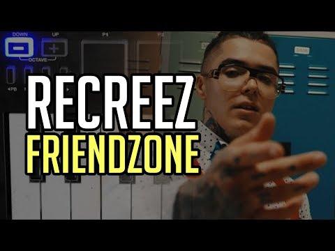 RECREEZ LINO GOLDEN x SELLY - FRIENDZONE