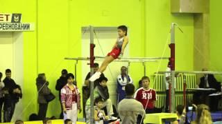Открытое первенство по спортивной гимнастике