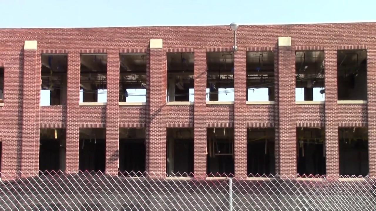 Wyeth Demolition Update  8-2-19