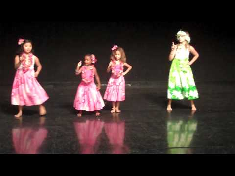 Hula at the Maricopa Middle school
