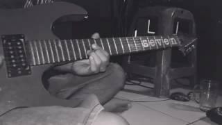 Anueta cover guitar lelah tanpa asa
