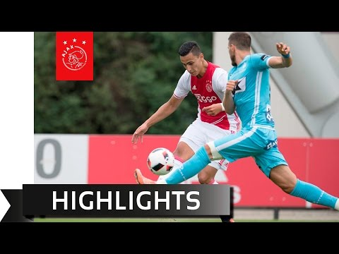 Highlights Ajax - KAA Gent