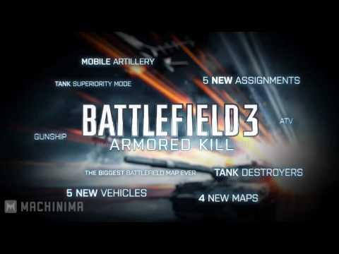 Battlefield 3 Fragman