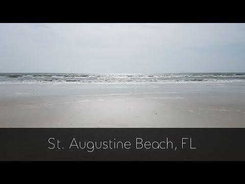 RV Life in St Augustine Beach FL