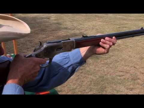 Rifle Reloads - Cowboy Action Shooting