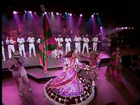 Os dez mandamentos - O samba da paz canta a saga da liberdade - Alcione - Ao vivo 2