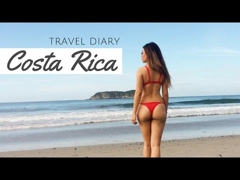 TRAVEL DIARY: Backpacking Costa Rica