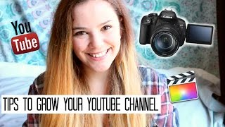 How to Start a Successful Youtube Channel | Laurie Martel
