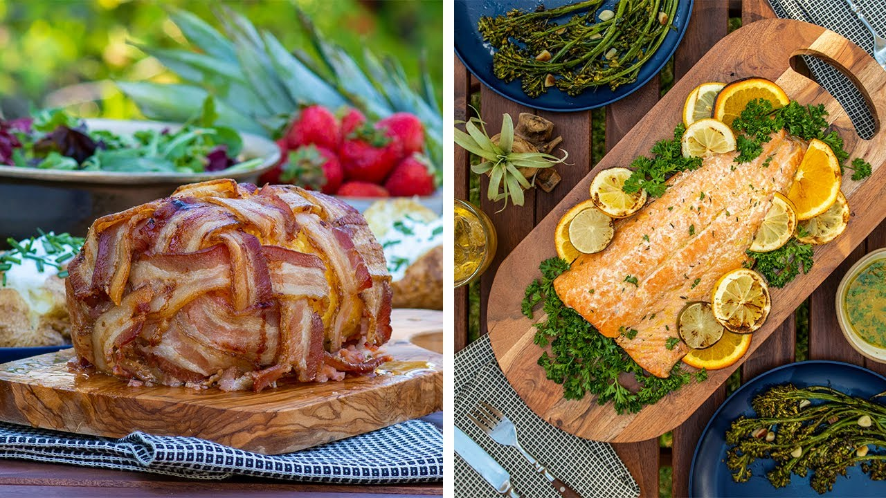 8 Amazing Grilling Recipes to Light up Your Summer!! So Yummy