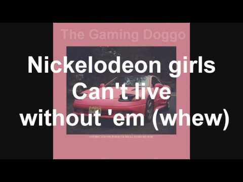 PINK GUY - NICKELODEON GIRLS(LYRICS)