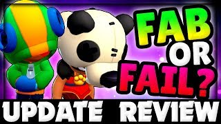 100% Honest Brawl Stars Update Review | The Good & The Bad!