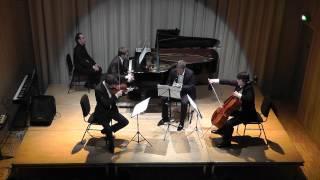 Edmund Finnis Quartet in Three Parts - I