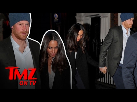 It's Good To Be Prince Harry | TMZ TV