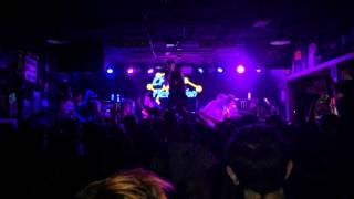 The Word Alive-2012 live at Chain Reaction 6/26/2015
