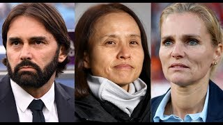 The Best FIFA Women's Coach 2018 - THE FINAL 3