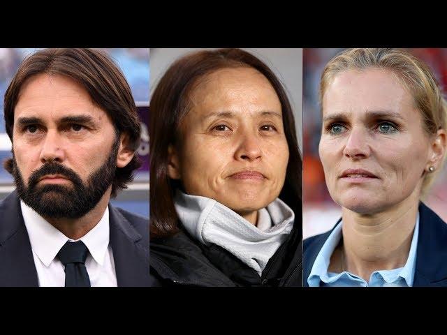 The Best FIFA Women's Coach 2018 - THE FINAL 3