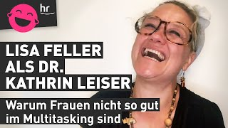"""Lisa Feller: """"Hausarbeit ist doch gar keine richtige Arbeit!"""""""