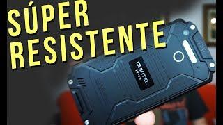 Oukitel K10000 MAX - Móvil indestructible con mucha batería